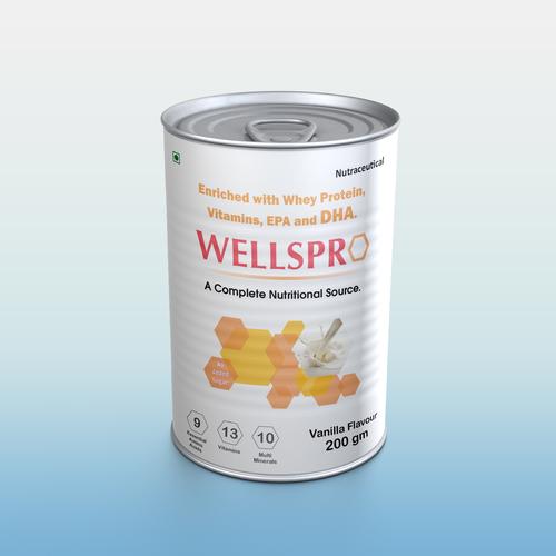 Wellspro Protein Powder