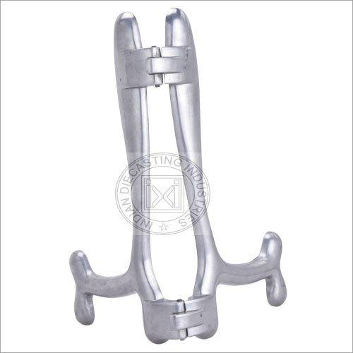 Aluminum Plate Holder