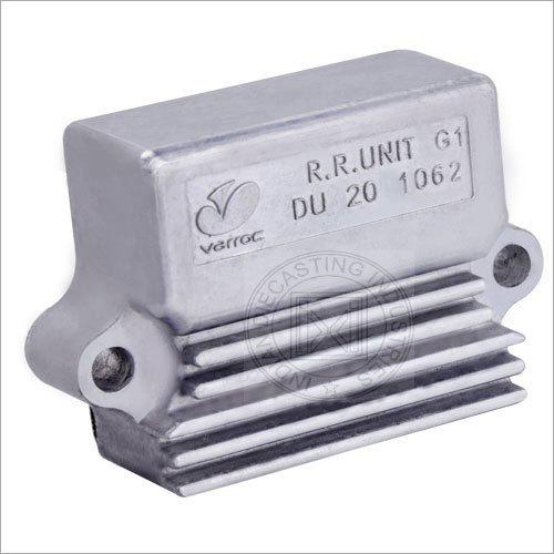 Aluminum Die Cast Auto Electrical Heat Sink