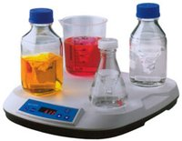 Multispin - Motorless Magnetic Stirrer