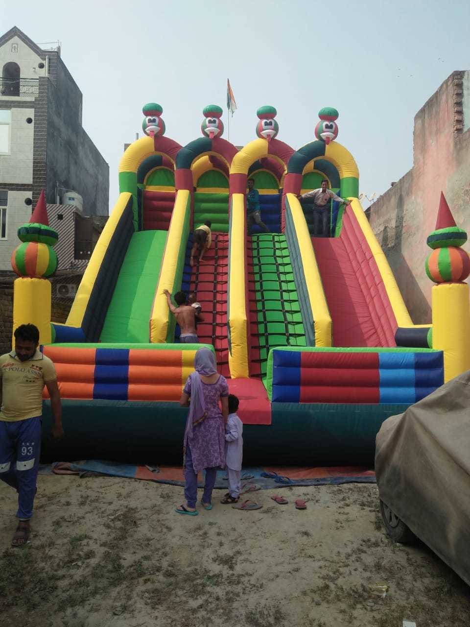 Bouncy Inflatable Castle
