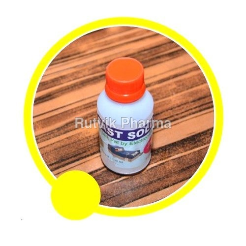 Hdpe Fast Solution Bottle