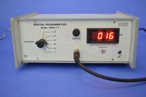 Digital Picoammeter, Model Dpm-111-c2