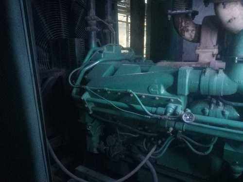 GENERATOR SET REPAIR CATERPILLAR 380 KVA