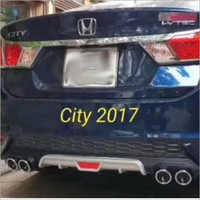 Honda City Diffuser