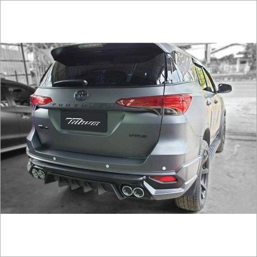 New Fortuner Body Kit