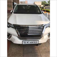 New Fortuner Car Front Grill And Bonut Patti