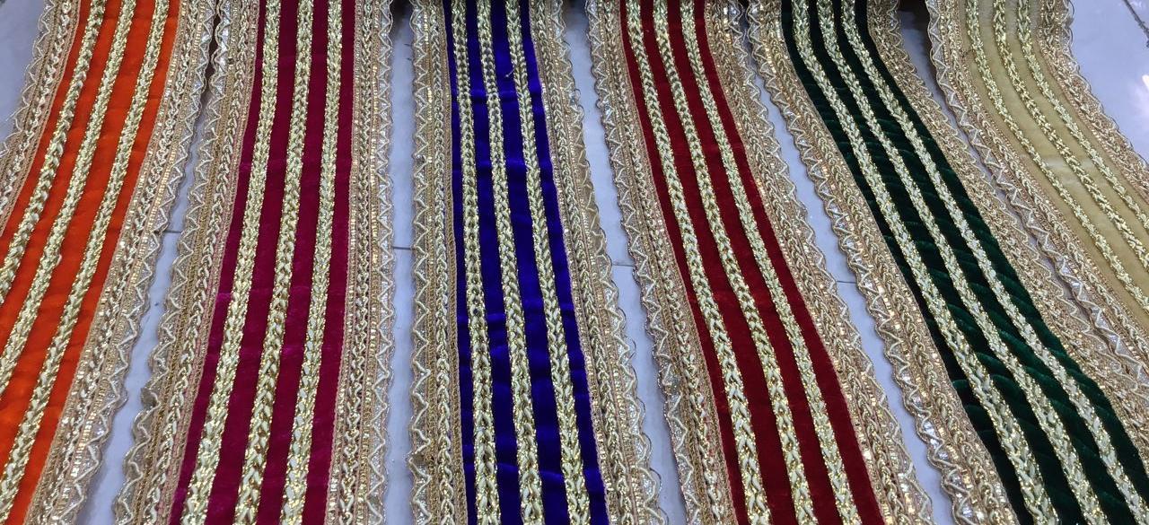 Fancy Velvet Lace