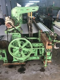 Automatic Power Loom Machine