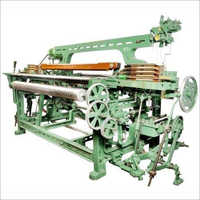 Semi Automatic Power Loom Machine
