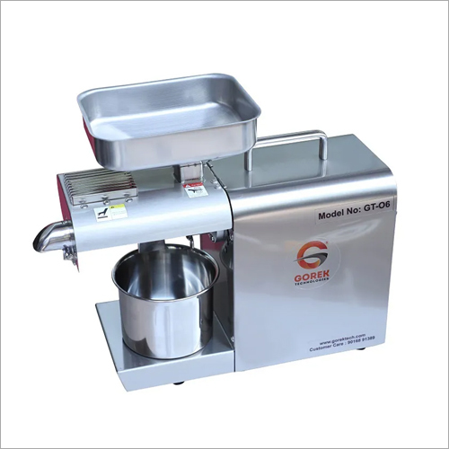 Mini Oil Press Machine For Domestic Use