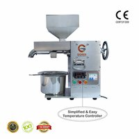 Mini Commercial Oil Extraction Machine