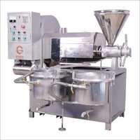 Oil Seed Extraction Machine