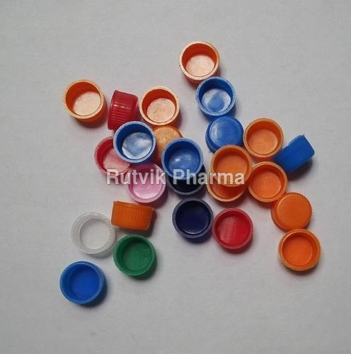 Plastic Glucose Bottle Tube Cap