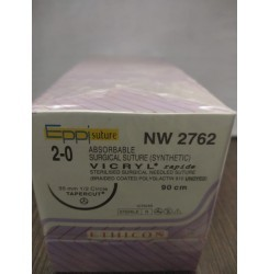 Ethicon Synthetic Absorbable (Polyglactin 910) Coated Vicryl Rapide (NW2762)