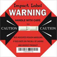 50G Impact Label (L-47)