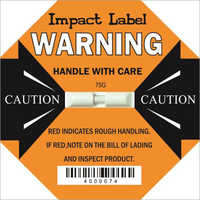 75G Impact Label (L-35)