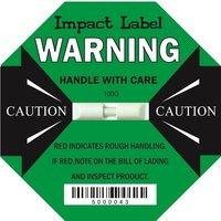 100G Impact Label