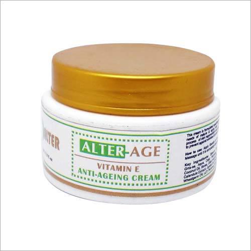 Vitamin E Anti Ageing Cream