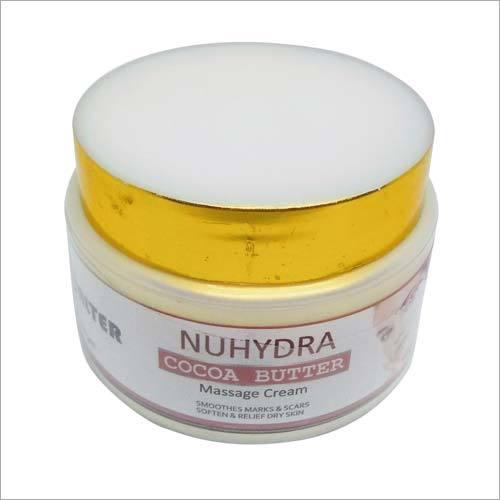 Cocoa Butter Massage Cream