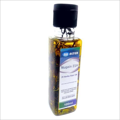 100ml 21 Herbs Hair Oil