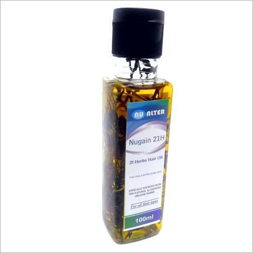 100ml 21 Herbs Hair Oil