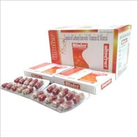 Carbonyl Iron With Vitamins and Mineral Capsules
