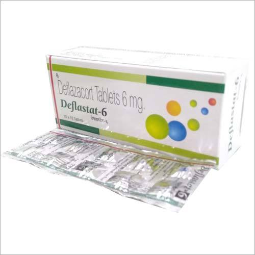 6mg Deflazacort Tablets