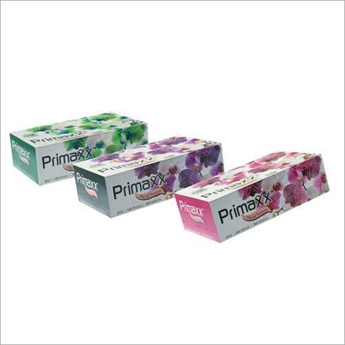 Primaxx Facial Tissue Box