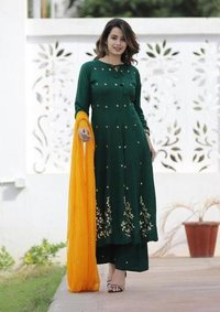 Exclusive Green Kurti