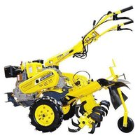 Single Row Power Tiller