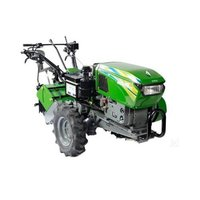 Motorized Power Tiller