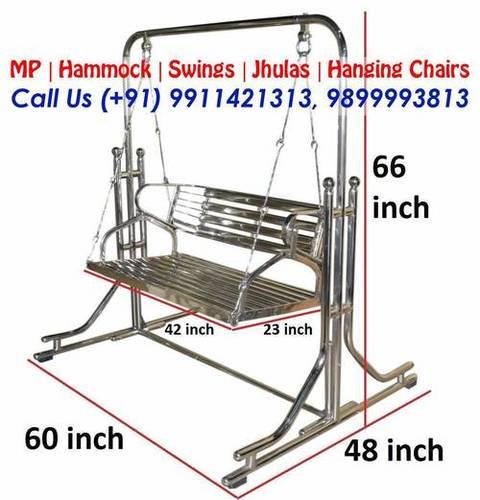 Garden 3 Seater Swing