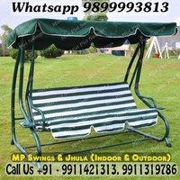 Roof Mounted Garden Swing