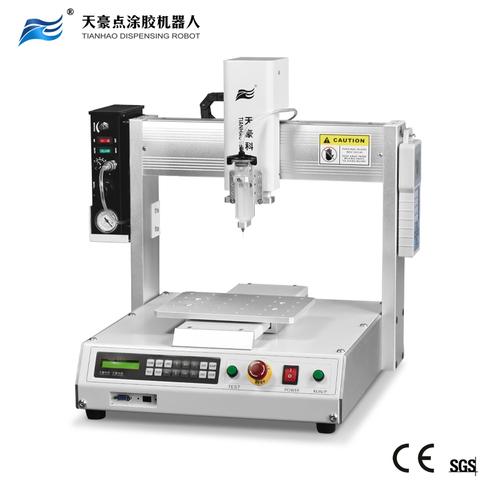 Benchtop Dispensing Robot With Syringe Micro Dispensing
