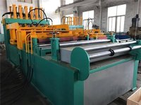 Automatic Fin Forming Machine For Transformer Corrugated Tank Manufacturing