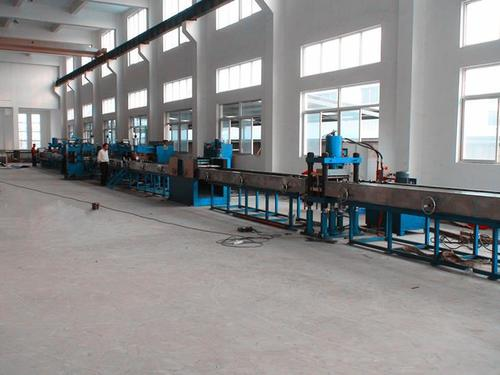 Good Transformer Radiator Production Line With Good Price.