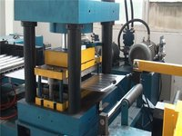 310/480/520 Fully Automatic Transformer Radiator Production Line
