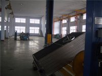 Turn Over Welding Table For Transformer Radiator Welding Use