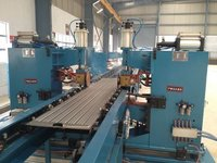Fully Automatic Production Line For 240/310/480/520 Transformer Radiator