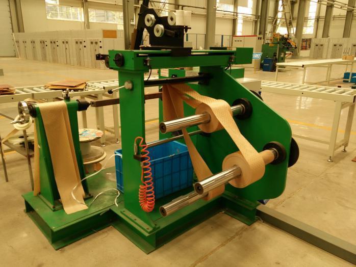 Amorphous Alloy Transformer Core Winding Machine