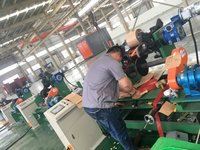 Automatic 3D Triangle Wound Core Coil Winding Machine