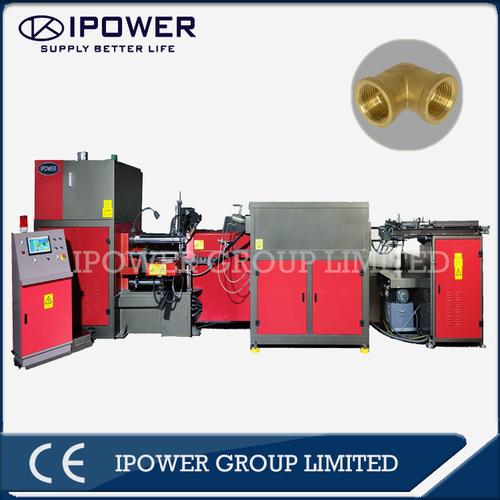 Horizontal Forging Press Machine for Brass Elbow