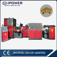 Horizontal Forging Press Machine for Brass Elbow