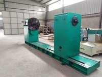 Transformer Horizontal Coil Winding Machine