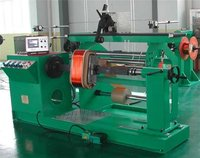 Automatic Coil Winding Machine With Auto Wire And Insulation Paper Arrangement