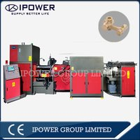 Horizontal Forging Press Machine for Brass Forgings