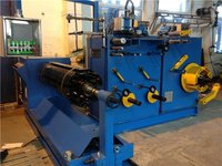 High Voltage Foil Winding Machine For Transformer Production