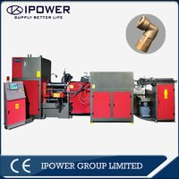 Horizontal Hot Forging Press Machine for Brass Valve