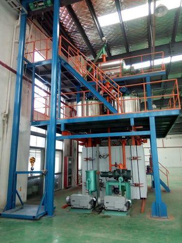 Dry-Type Transformer Vacuum Epoxy Resin Casting Plant